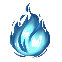 Icon: Azurflamme
